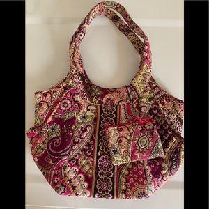 Vera Bradley shoulder bag & coin pouch